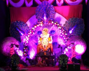 My local Ganesh 'Mandal'